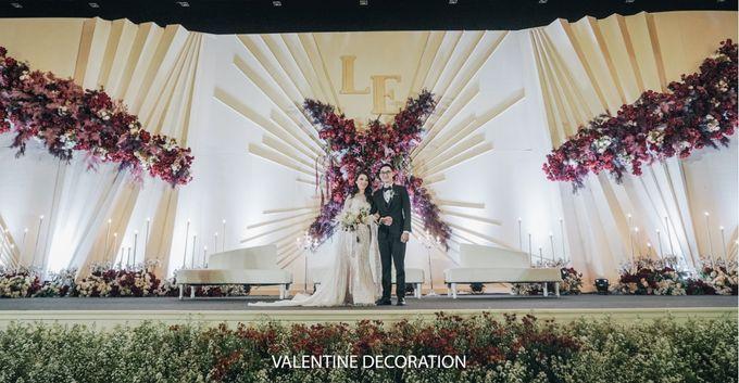 Ludwig & Eve Wedding Decoration by Valentine Wedding Decoration - 006