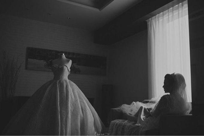 THE WEDDING OF VALERIE & ROBBY by natalia soetjipto - 001
