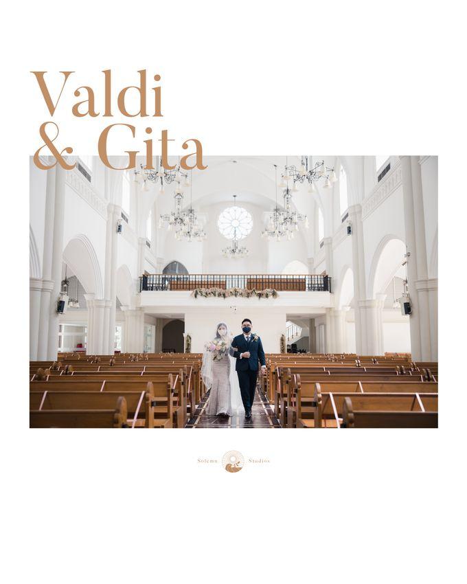 Wedding Day Gita Valdi by Solemn Studios - 004