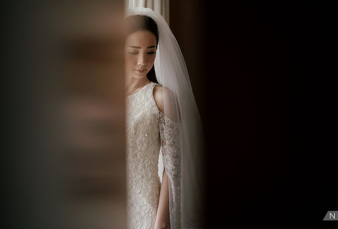 Johan & Finna Wedding by Sofitel Bali Nusa Dua Beach Resort - 006