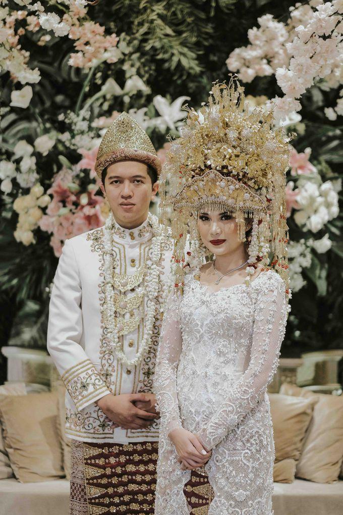 Elisa & Faris Wedding by Speculo Weddings - 006