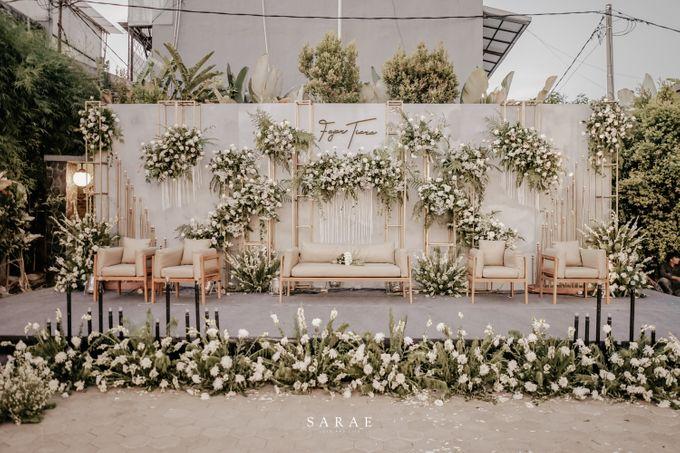 The Wedding of Fajar & Tiara by Sarae Foto - 001