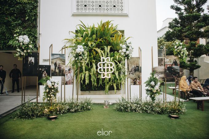 The Wedding of Bela and Didi by Elior Design - 006