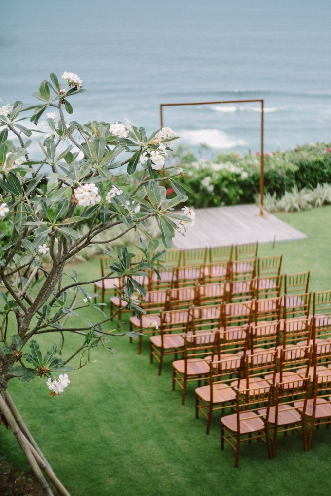 Nagisa Bali Wedding For Anh & Steven by Nagisa Bali - 008