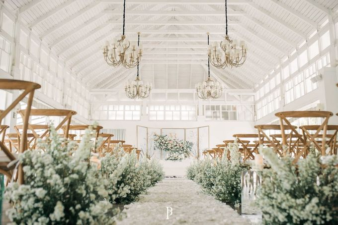 The Wedding of Victor and Risca by Elior Design - 001