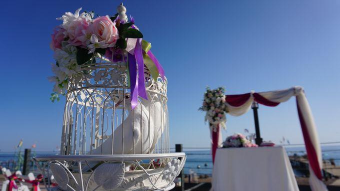 Wedding by the sea in Antalya -Lucy & Daniel- by Wedding City Antalya - 005