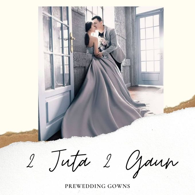 2 juta 2 Gown (Promo October) by iLook ( Makeup & Couture ) - 006