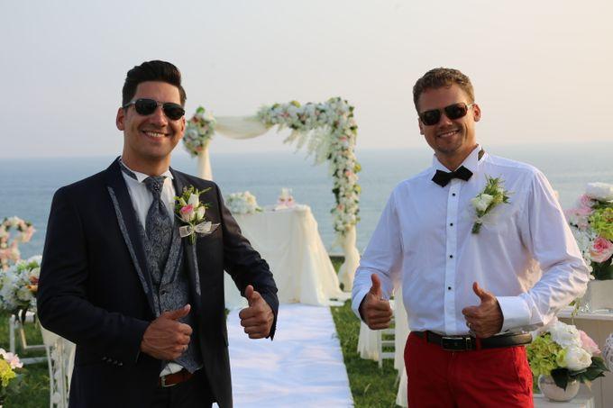 German Wedding in Antalya - Davut & Katya - by Wedding City Antalya - 006