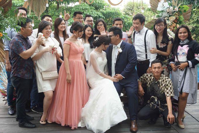 The Wedding Of Ricky Fajar Adiputra & Chika Octavia by ID Organizer - 007