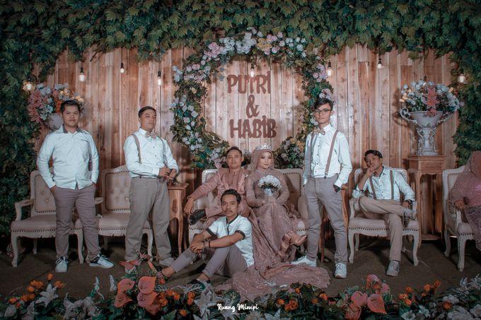 Wedding Of Putri & Habib by Rumah Makan Ponyo - 025