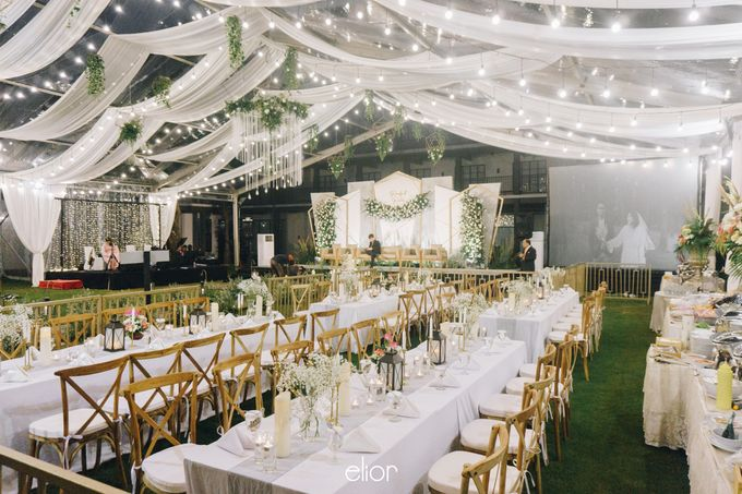 The Wedding of Randy & Rulin by Elior Design - 007