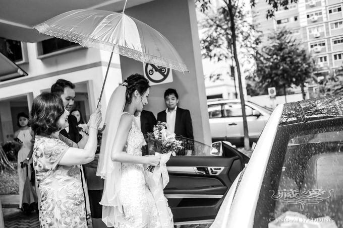 Actual Day by Cang Ai Wedding - 015