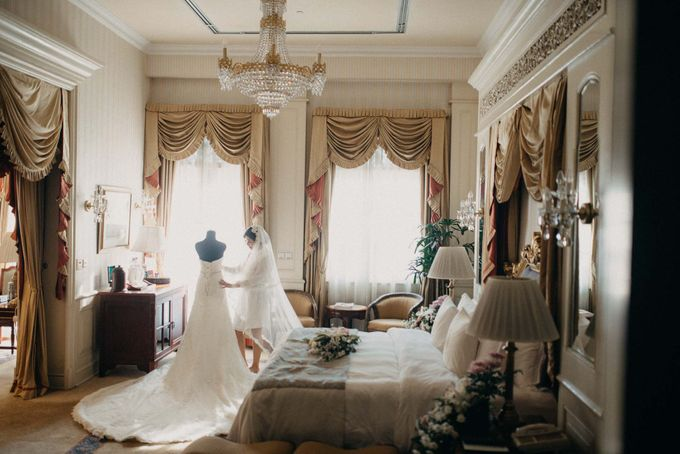DAVID & FELICIA WEDDING by DHIKA by MA Fotografia - 006