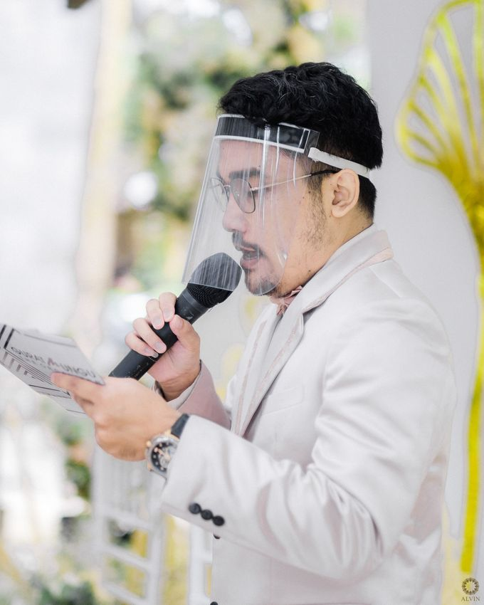 New  Normal Wedding Ceremony by ALVIN PHOTOGRAPHY - 007