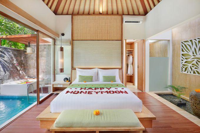 Honeymoon Package at Ini Vie Villa by Ayona Villa - 004