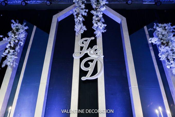 Jason & Devina Wedding Decoration by Valentine Wedding Decoration - 005