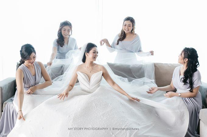 Wedding Tobi & Chrisania by My Story Photography & Video - 006