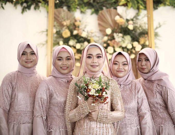 Marriage of Yuda & Mila by Alulla Bride - 005