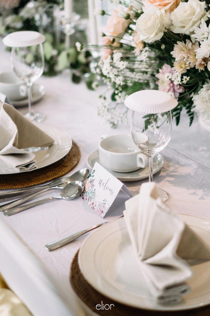 The Wedding of Ferdy & Febe by Elior Design - 009