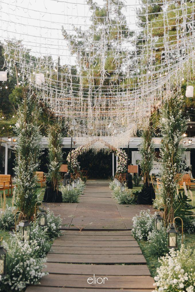 The Wedding of Stephan & Gabby by Elior Design - 022