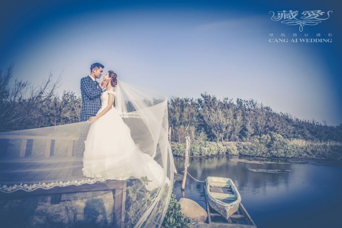 Uniquely Taiwan by Cang Ai Wedding - 006