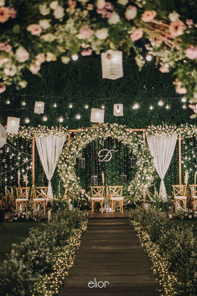 The Wedding Of Felicia & Deny by Elior Design - 010