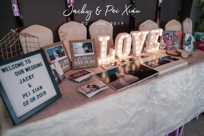 The Wedding of Jacky & Pei Xian by FW Event Pro - 006