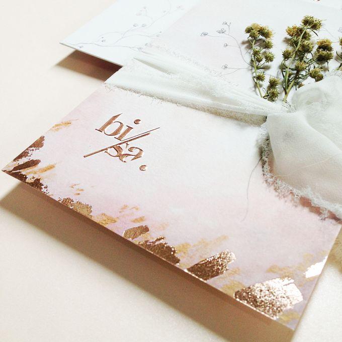 Billy & Sally Wedding Invitation by Khayangan Estate - 007