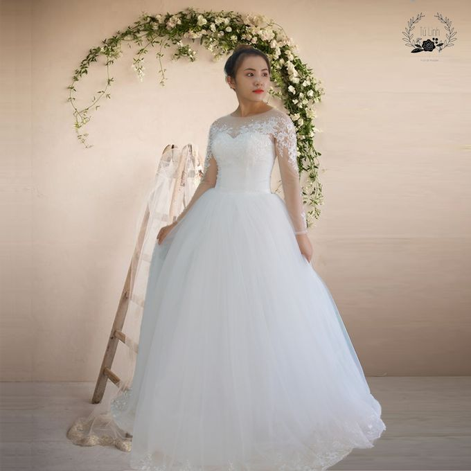 Wedding Dress In Your Dream by Tu Linh Boutique - 002