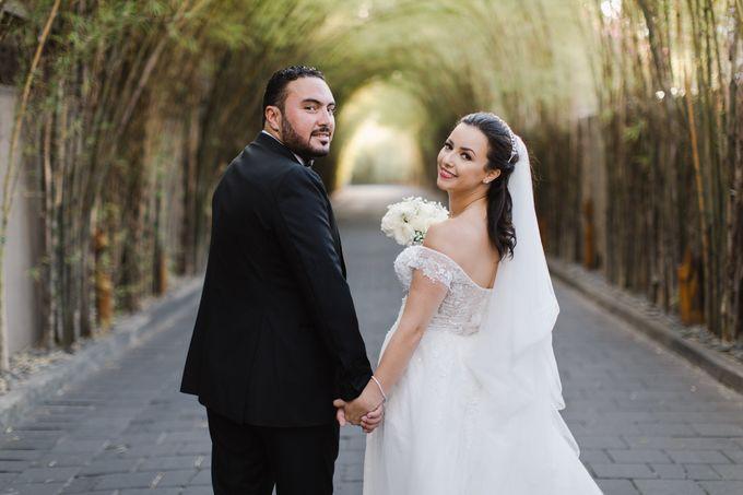 Wedding Hicham & Aki by Putri Bali Makeup - 006