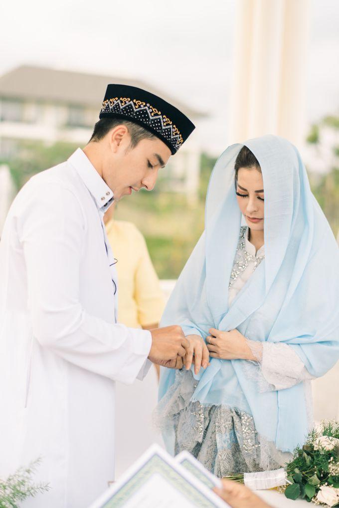 Wedding of Aliff Ali Khan & Aska Ongi by Gusde Photography - 003