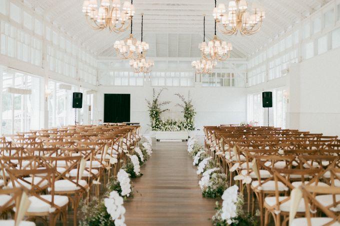 The Wedding Of David & Felicia by Elior Design - 012
