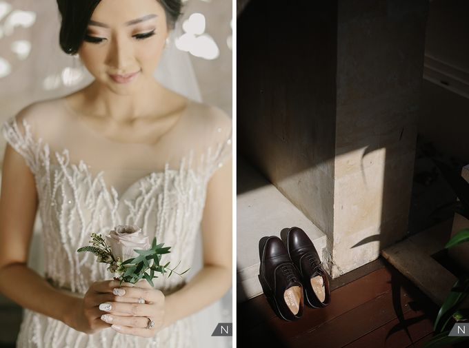 Rizky & Yosephine Wedding by Diorama Tailor - 006