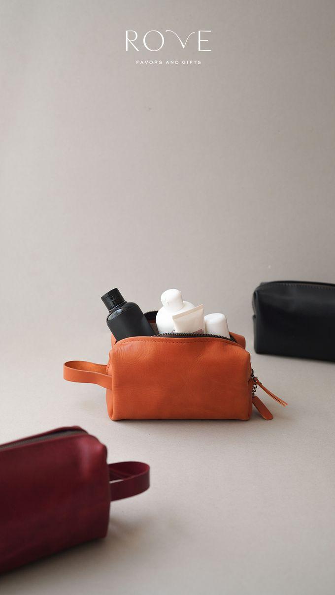 Ivan & Amelina - Custom Rason Pouch by Rove Gift - 002