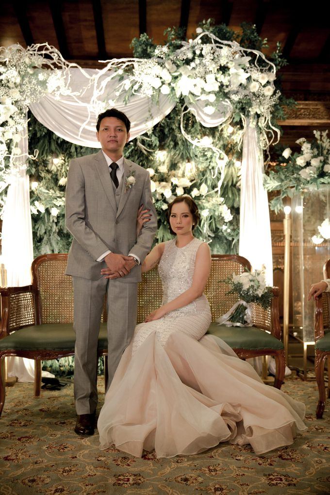 Ferry and Apsy Wedding Decoration by Plataran Indonesia - 001