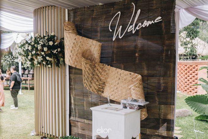 The Wedding of Citra & Deri by Elior Design - 007