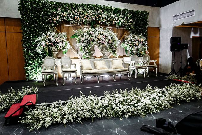 The Wedding Mety & Adit by AVIARY Bintaro - 017
