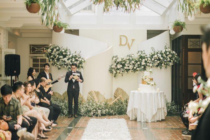 The Wedding of Darius and Verliana by Elior Design - 003