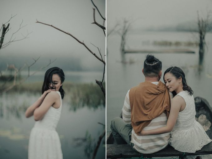 PRE - WEDDING EDWIN & YOMEDIKA BY RIO YAPARI by All Seasons Photo - 013