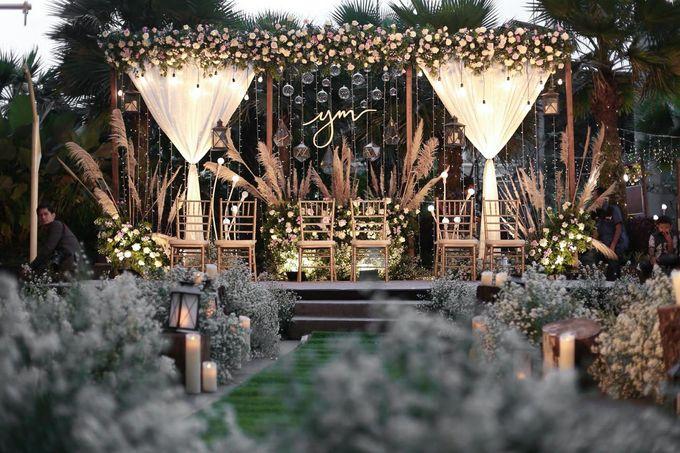 The Wedding Of  Yogi & Monica by Elior Design - 013