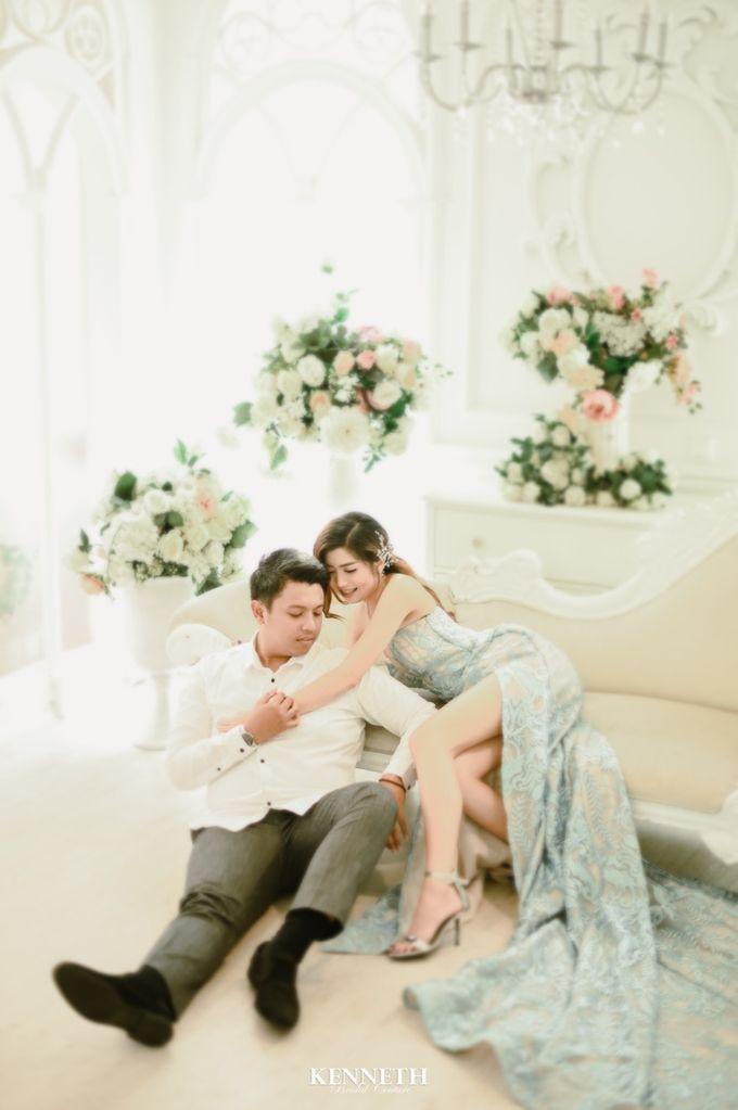 Prewedding of Daniel & Silvi by Khayim Beshafa One Stop Wedding - 002