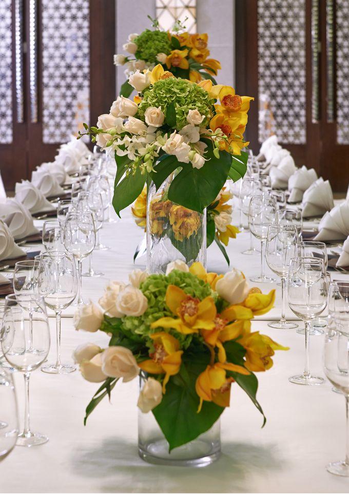 Weddings at Mandarin Oriental by Mandarin Oriental, Kuala Lumpur - 007
