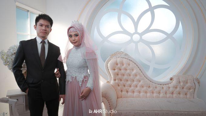 Prewedding Riza & Riski by AHR Studio - 001