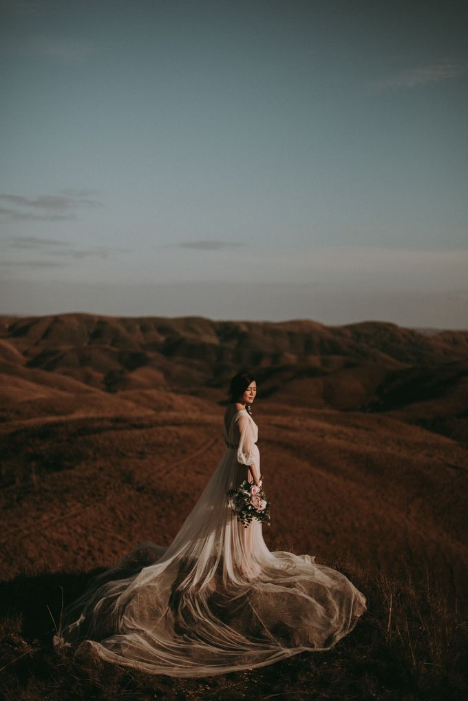 Anton & Cynthia Elopement Session by Chroma Pictures - 031