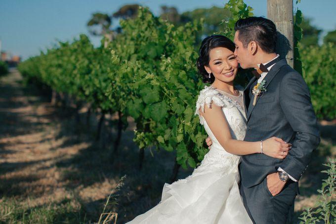 Ivan & Laviana Perth Wedding by Ian Vins - 040