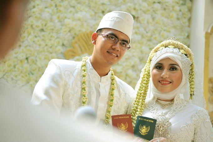 The Wedding Of Utami & Hafidz by Alux's Event & Wedding Creator - 007