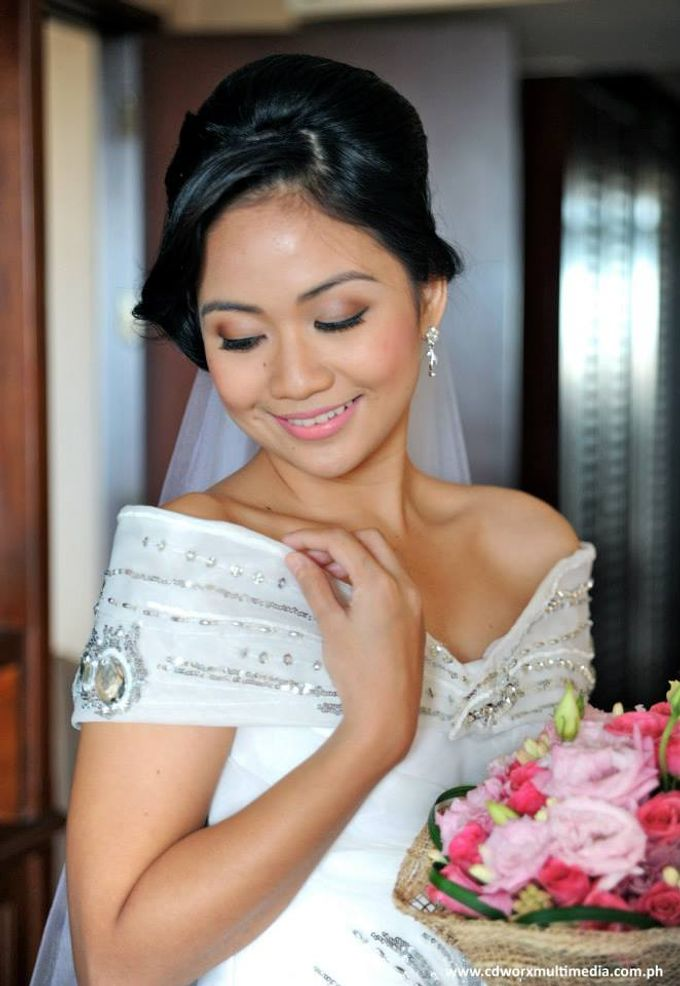 Filipinia Themed Wedding by CDWorx Photography and Videography - 006