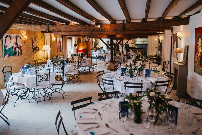 Wedding in the French Dordogne by Elegant Events - 016