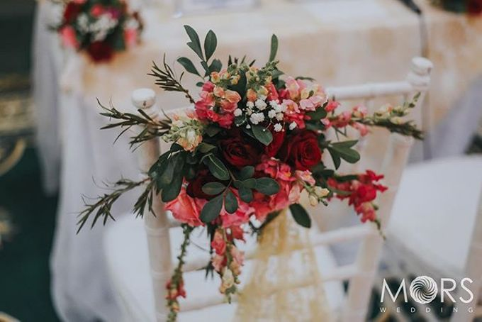 The Wedding of Anindita & Endra by MORS Wedding - 008