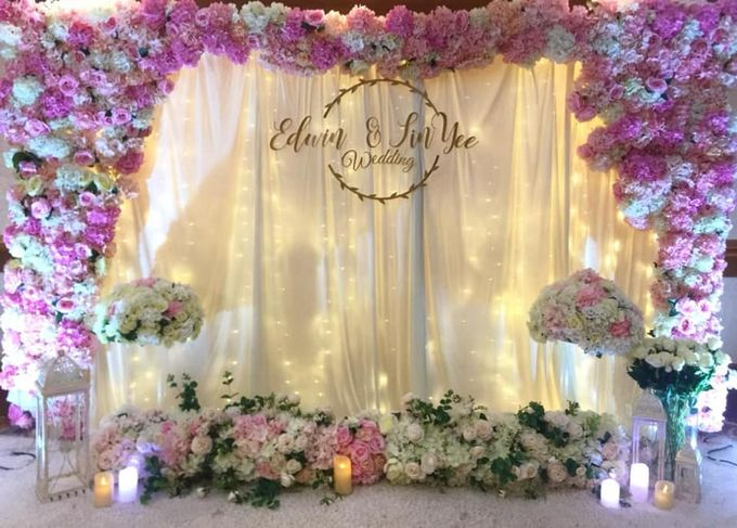 Kuala Lumpur Wedding Planner by MEB Entertainments - 003